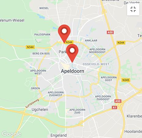 Apeldoorn test locaties pcr sneltest